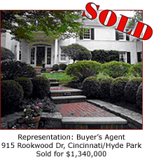 Residential Home Sale